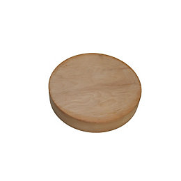 Beech Circular Furniture Board (T)50mm
