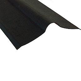 Coroline Corrugated Bituminous Roofing Sheet (L)900mmmm Ridge