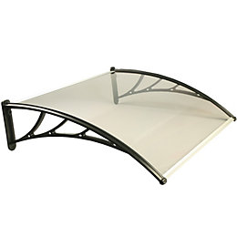 Tornillo Clear Door Canopy (H)73mm (W)1000mm (L)1200mm