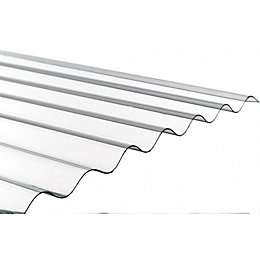 Translucent PVC Roofing Sheet 1800mm x 762mm