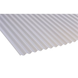 Translucent PVC Roofing Sheet 1830mm x 660mm