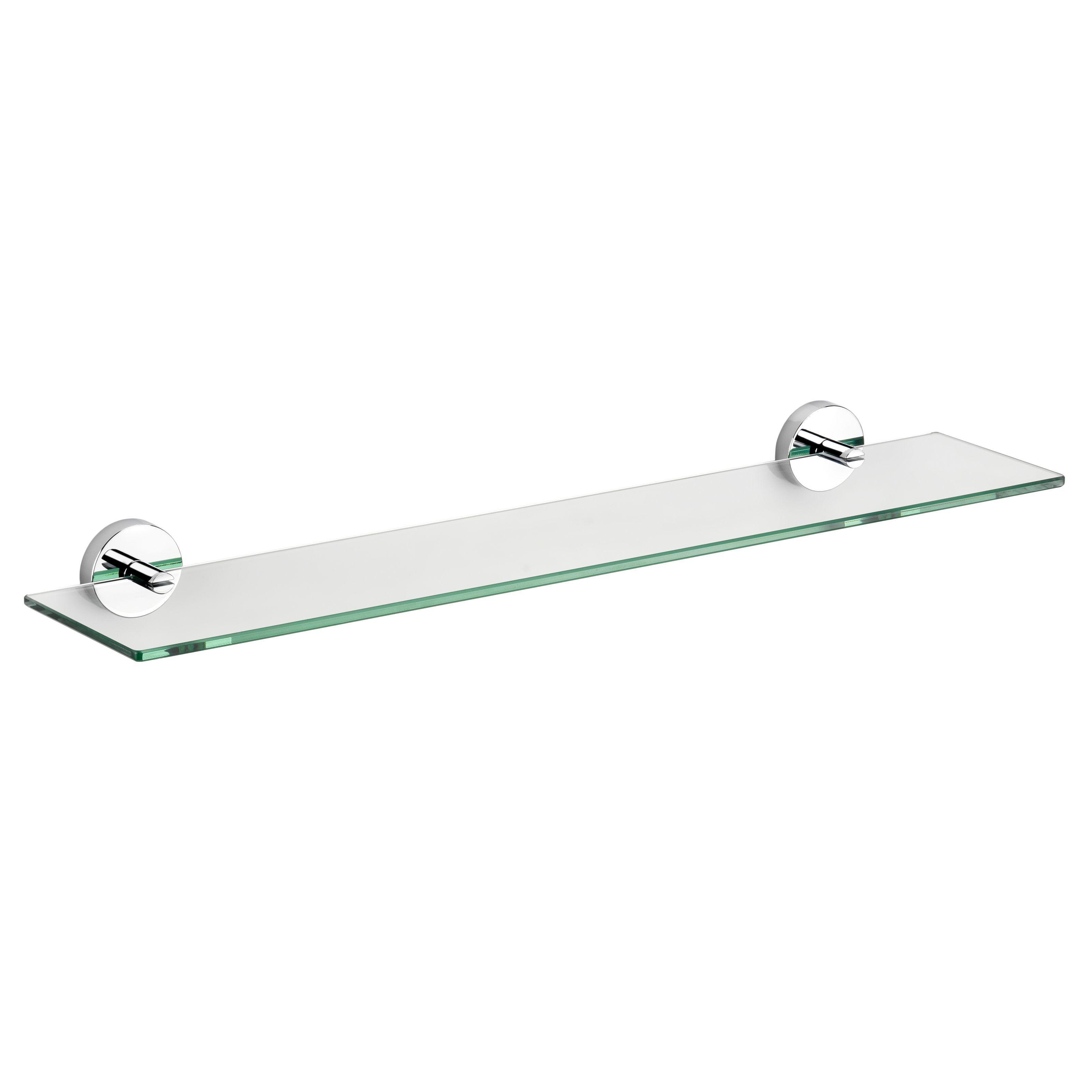 Croydex Flexi-fix Epsom Clear Shelf (l)620mm