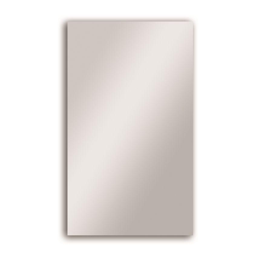 Croydex Hang 'n' Lock Kentmere Rectangular Wall Mirror (w)900mm (h)450mm