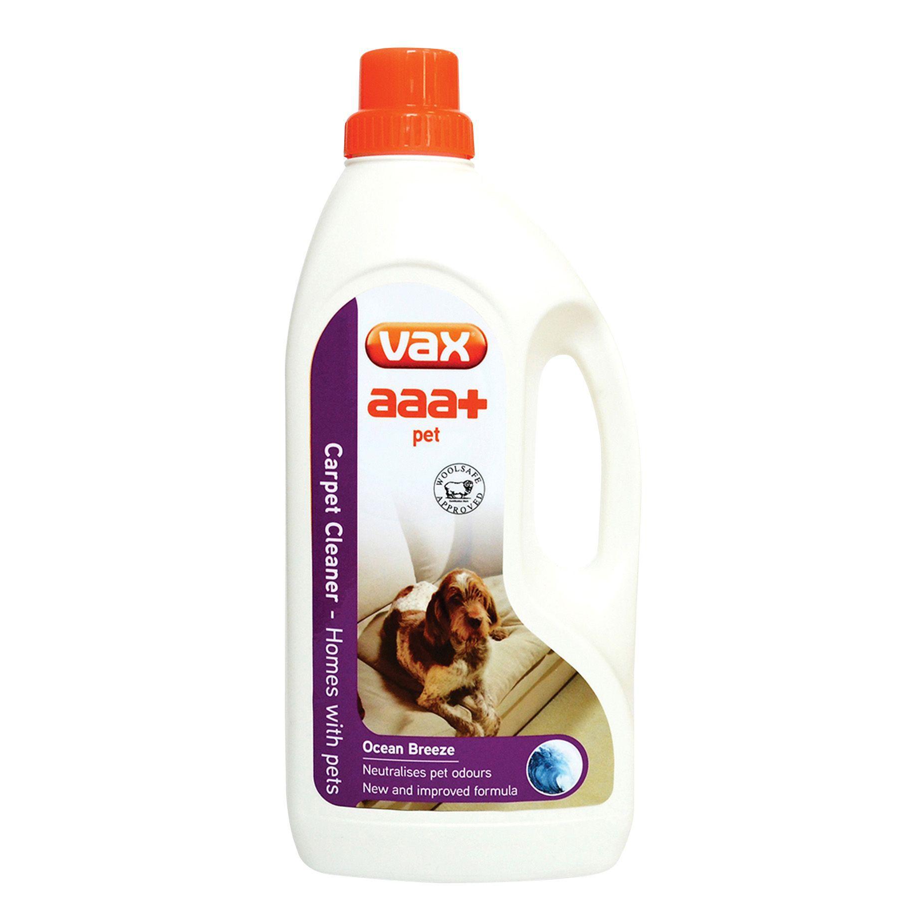 Vax Pets Plus Aaa Carpet Cleaner 1500 Ml Departments