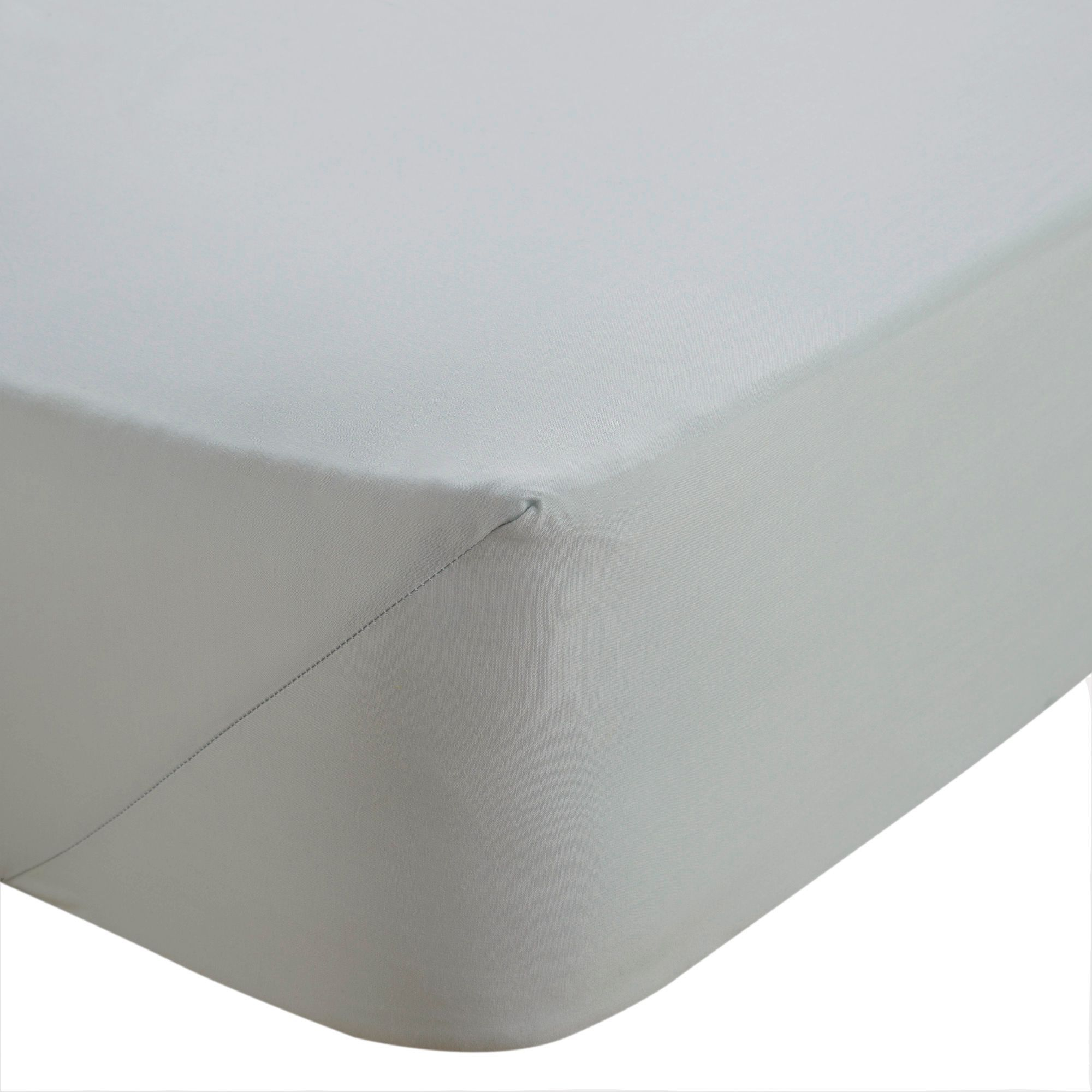 Chartwell Grey King Size Fitted Sheet