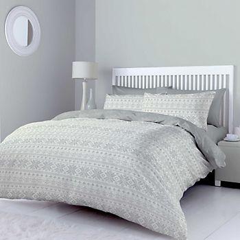 Christmassy bedding