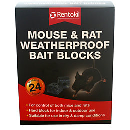 Rentokil Mouse Control 480G
