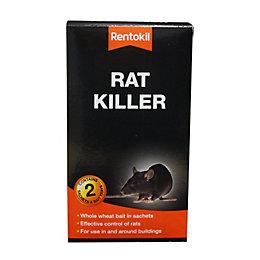 Rentokil 2 Sachet Grain Bait Pest Control 0.248kg