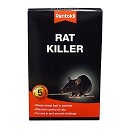 Rentokil Grain Bait Rat Killer 563G