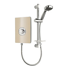 Triton Collections 9.5kW Electric Shower, Riviera Sand