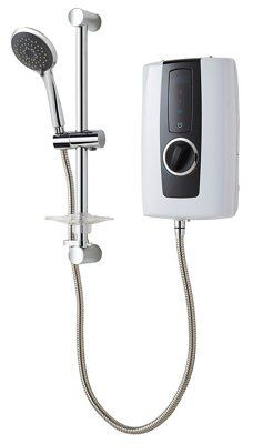 Triton Temptation 8.5kw Electric Shower, White