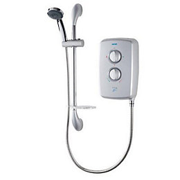 Triton T70Gsi 8.5kW Electric Shower, Silver