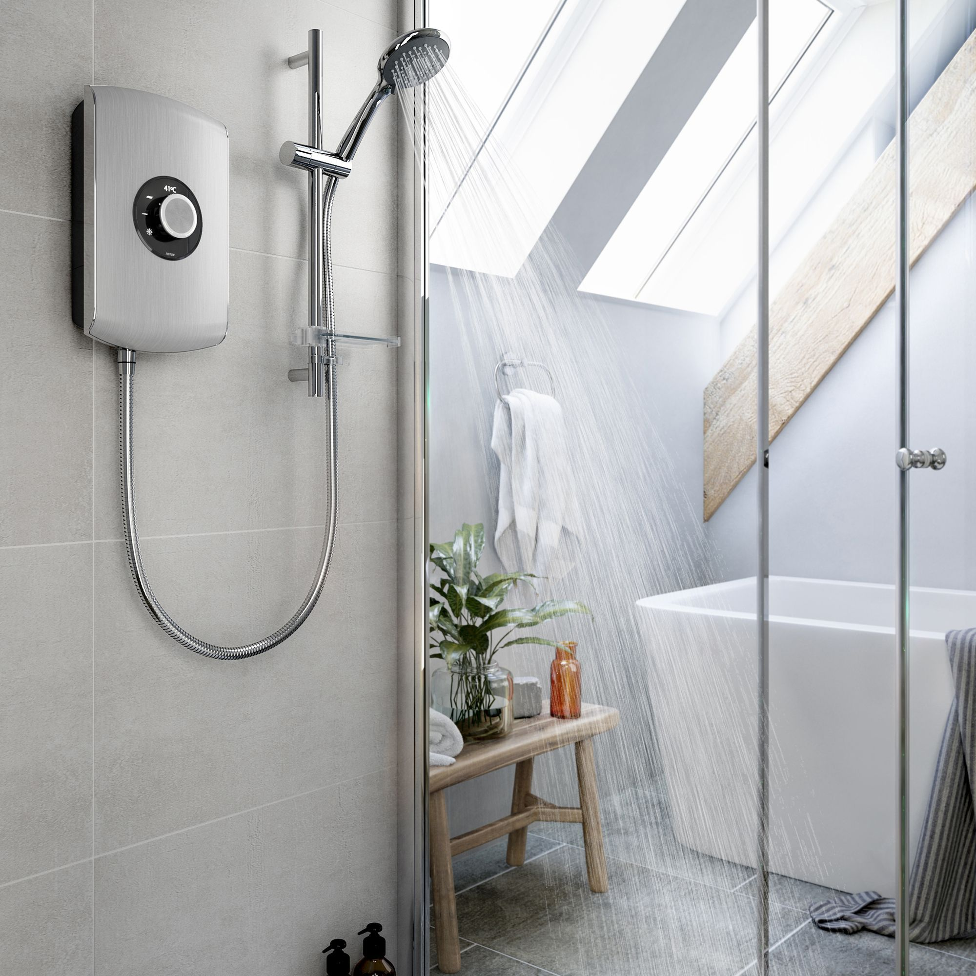 Great Electric Showers