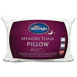 Silentnight White Pillow