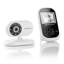 Motorola MBP18 Video Baby Monitor
