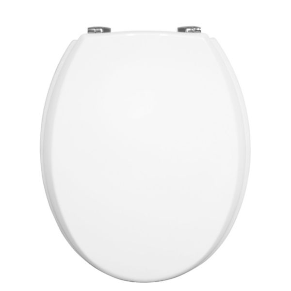 uk toilet seat sizes. STA TITE Toilet Seat Seats  Fittings DIY at B Q