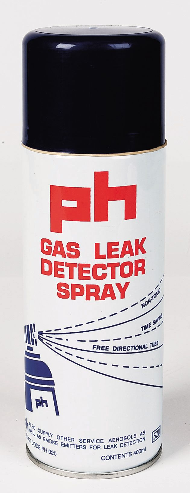 arctic products leak detection spray 522 g departments diy at b u0026q