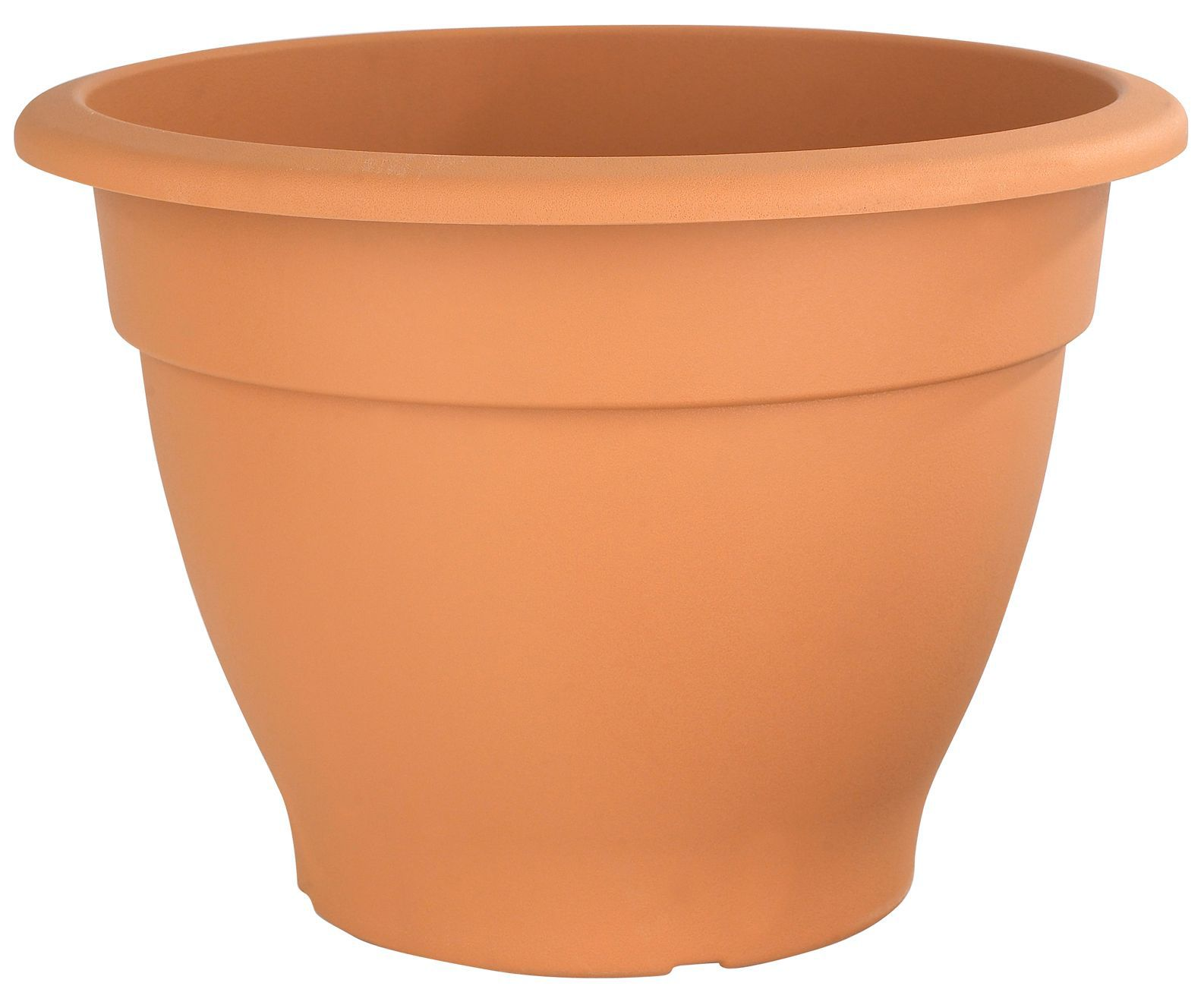 Round Plastic Terracotta Bell Pot H 400mm Dia 550mm