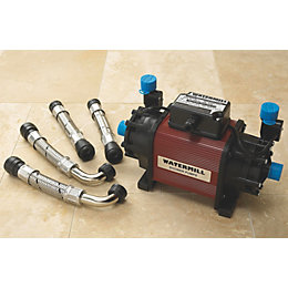 Watermill 2 Bar Centrifugal Shower Pump (H)190mm (W)220mm