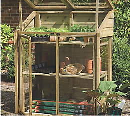 Forest Garden 4X2 Styrene Greenhouse
