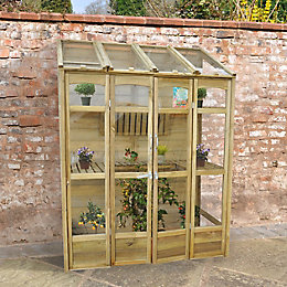 Forest Garden 5X2 Styrene Greenhouse