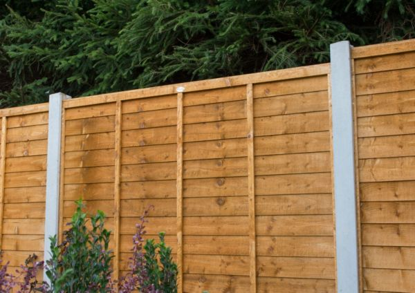 Fence panels & gates