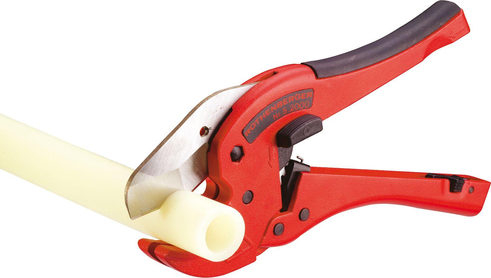 Ножницы для полипропиленовых труб своими руками