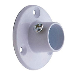 Colorail Rail Socket (Dia)25mm, Pack of 2