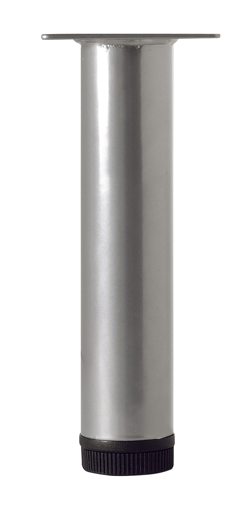 rothley h 150mm painted silver furniture leg. Black Bedroom Furniture Sets. Home Design Ideas