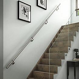 Stainless Steel Handrail Kit (L)3.6m