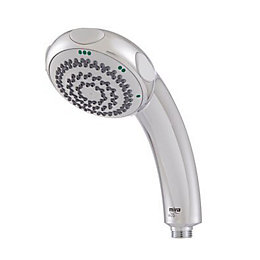 Mira Eco 3 Spray Mode Chrome Effect Shower