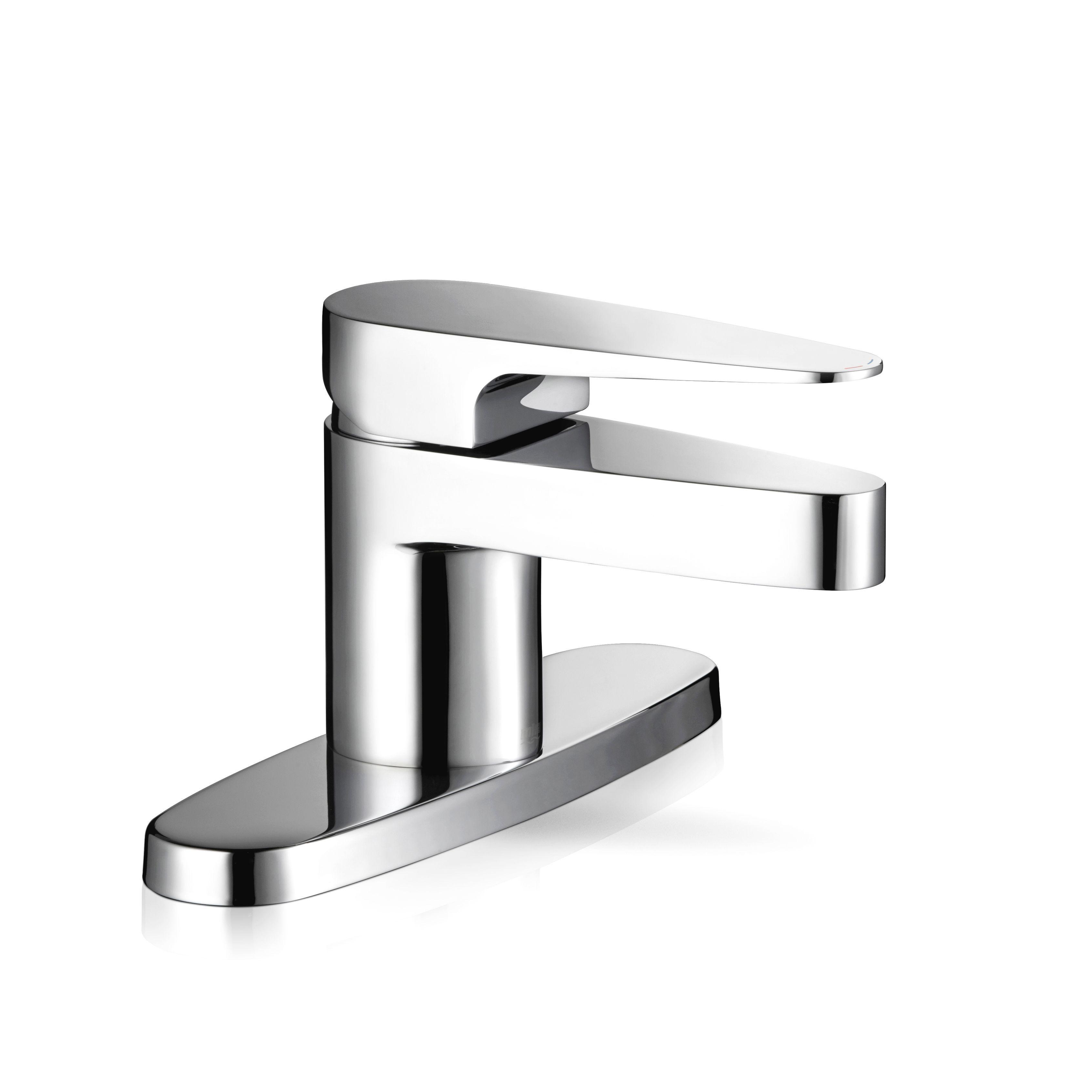 Mira Precision Chrome Bath Mixer Tap
