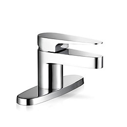Mira Precision Chrome Bath Mixer Tap
