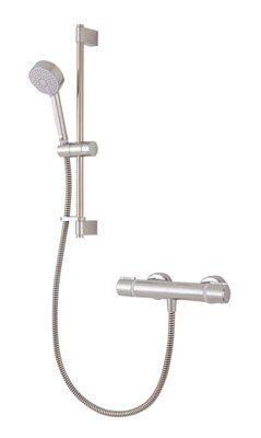 Mira Atom Ev Chrome Thermostatic Bar Mixer Shower