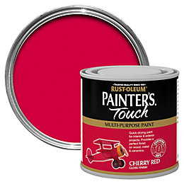 Rust-Oleum Painter's Touch Interior & Exterior Cherry Red