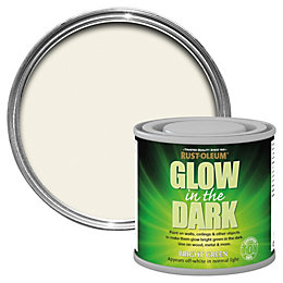 Rust-Oleum Glow In The Dark Matt Paint 125ml