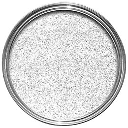 Rust-Oleum Silver Glitter Special Effect Paint 125ml