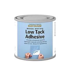 Rust-Oleum Low Tack Adhesive 125ml
