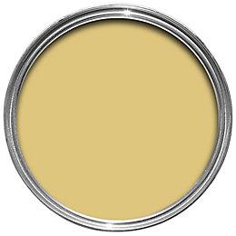 Rust-Oleum Mustard Chalky Matt Furniture Paint 125ml
