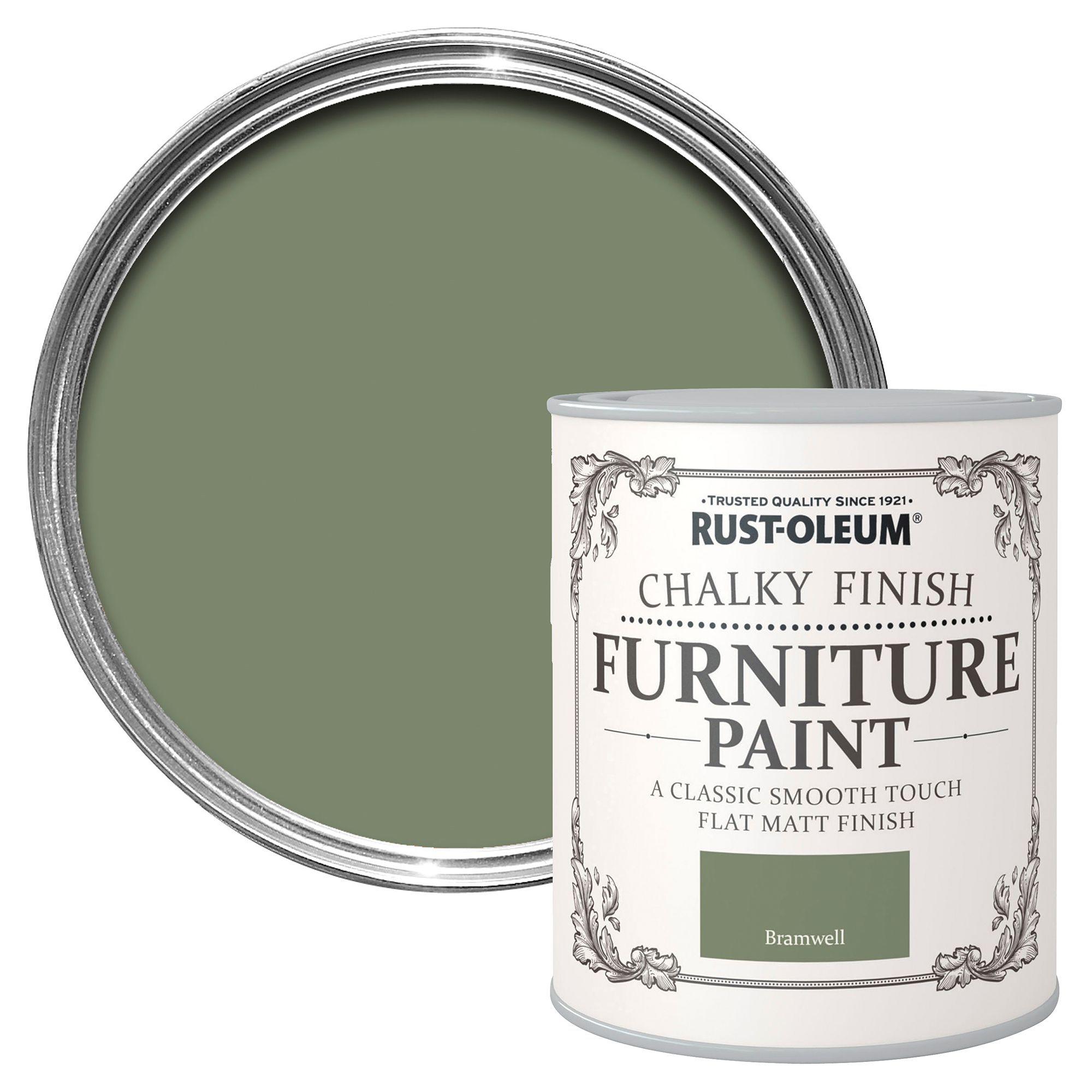 Rust Oleum Rust Oleum Bramwell Chalky Matt Furniture Paint