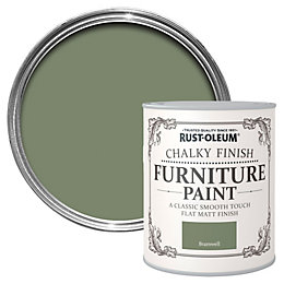 Rust-Oleum Bramwell Chalky Matt Furniture Paint 750ml