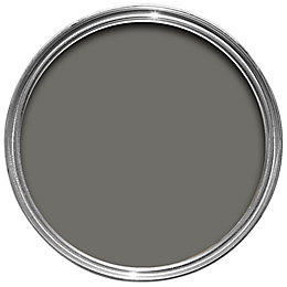 Rust-Oleum Anthracite Chalky Matt Furniture Paint 125ml