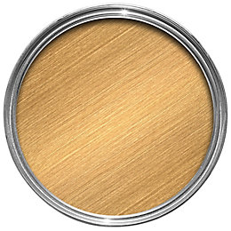 Rust-Oleum Gold Metallic Effect Furniture Paint 750ml