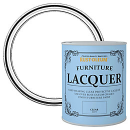 Rust-Oleum Clear Matt Furniture Lacquer 125 ml