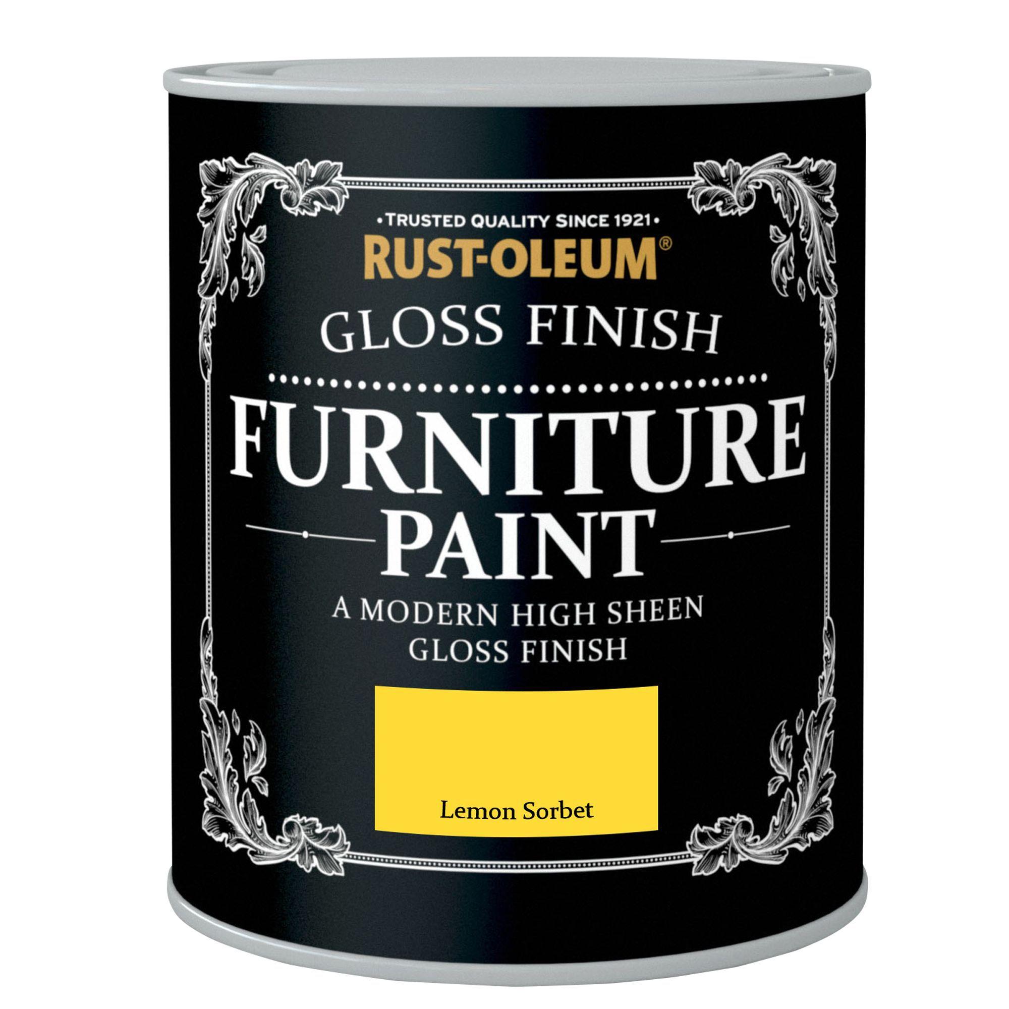 Yellow Durable Paint Diy