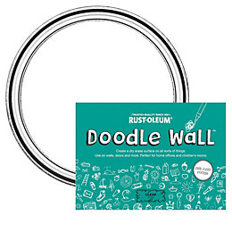 Rust-Oleum Doodle Wall Clear Dry Erase Paint Kit
