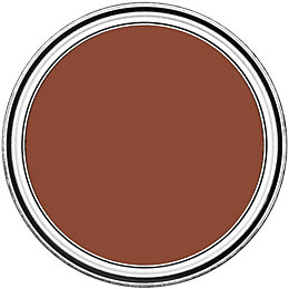 Rust-Oleum Terracotta Matt Natural Effect Paint 250ml