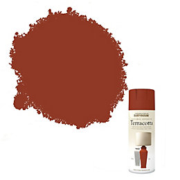 Rust-Oleum Natural Effects Terracotta Textured Effect Matt Spray