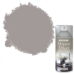 Rust-Oleum Silver Mirror Spray Paint 150ml