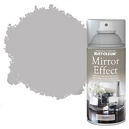 Rust-Oleum Silver Mirror Spray Paint 150ml